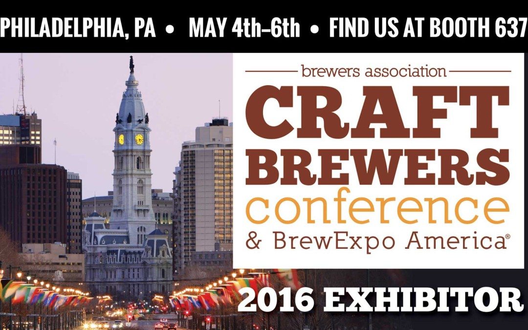 Brewers Association Craft Brewers Conference 2016